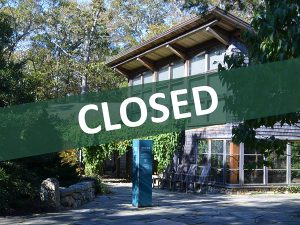 Grounds Closed 8am-4pm