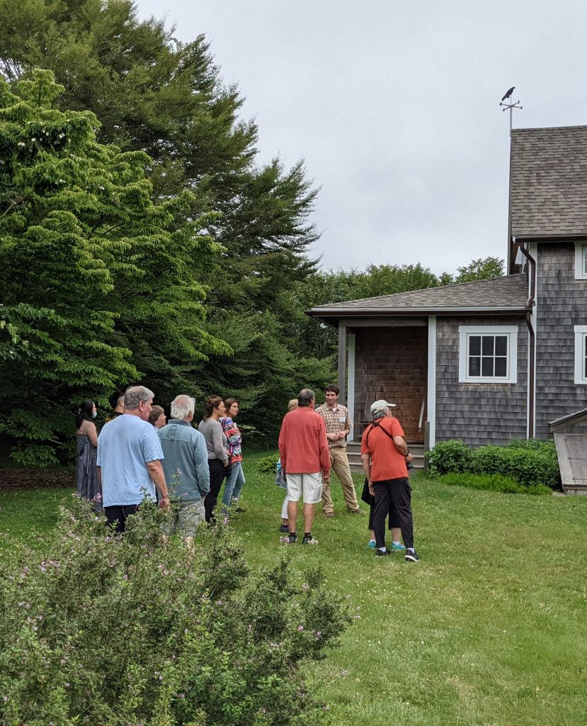 Guided Arboretum Tour (Sign-up Required) @ Polly Hill Arboretum